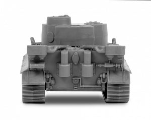 1/100 German Heavy Tank Tiger I