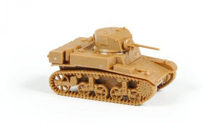 1/100 US Light Tank M3A1 Stuart