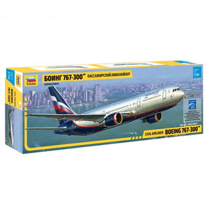 1/144 Civil airliner Boeing 767-300