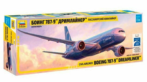 "1/144 Civil airliner Boeing 787-9 ""Dreamliner"""
