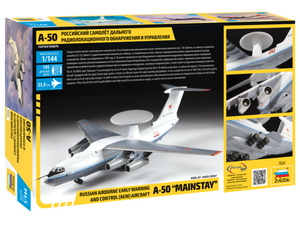 "1/144 Russian Airborne Early Warning and Control (AEW) Aircraft A-50 ""Mainstay"""