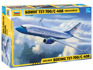 1/144 Airliner Boeing 737-700/C-40B