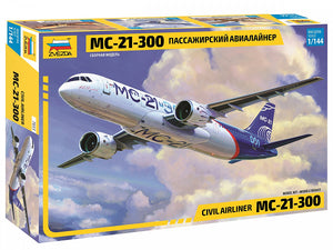 1/144 Civil Airliner MC-21-300