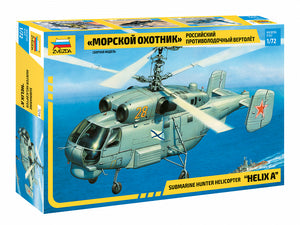 "1/72 Submarine Hunter Helicopter ""Helix A"""