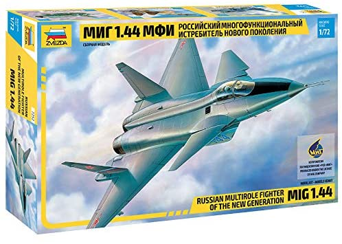 1/72 Russian Multirole Fighter of The New Generation MiG 1.44