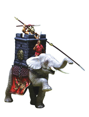 1/72 War Elephants (I-III B.C.)