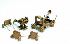 1/72 Siege Machines