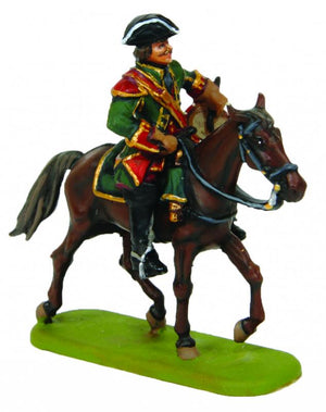 1/72 Dragoons of Peter I (1701-1721)