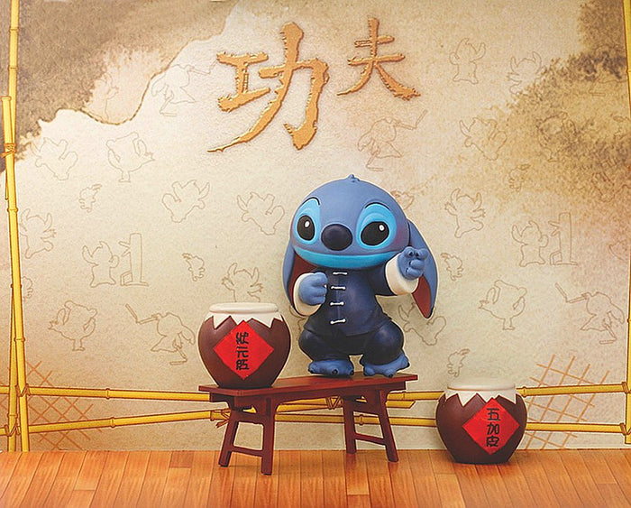 Disney Lilo & Stitch - Kung-Fu Series (Drunken Fist) Playset