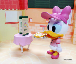 Disney Play Buddies Collection - Pizza Series (Daisy) Playset