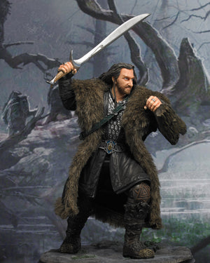 1/9 ACTION HERO VIGNETTE THE HOBBIT: THE DESOLATION OF SMAUG - THORIN OAKENSHIELD