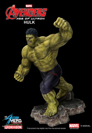 1/9 ACTION HERO VIGNETTE AVENGERS: AGE OF ULTRON HULK