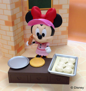 Disney Play Buddies Collection - Pizza Series (Minnie) Playset