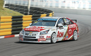 1/24 Chevrolet Cruze 1.6T '13 WTCC World Champion