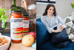 Registered Dietitian Brittany Modell On the Health Benefits of Otamot Sauce