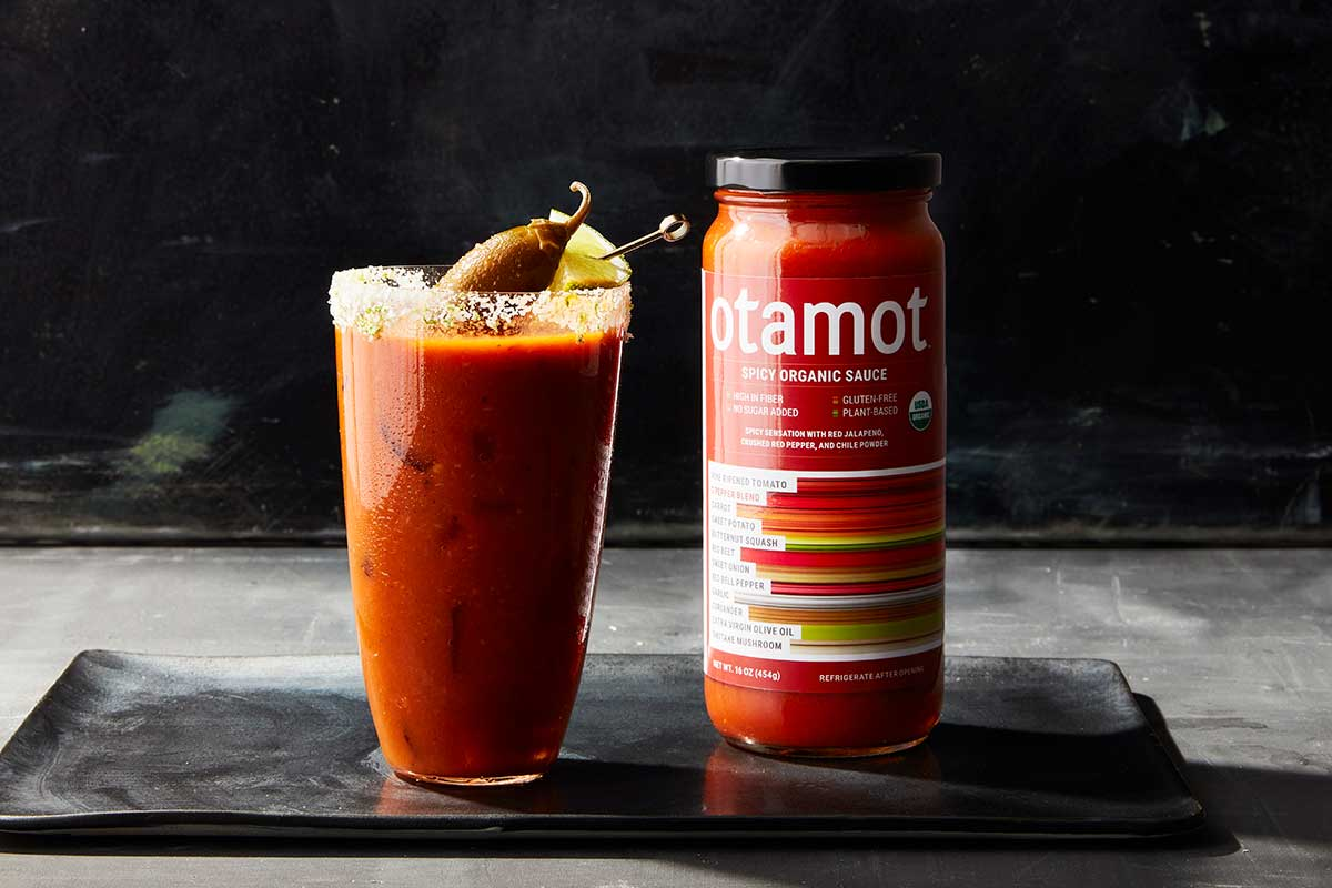 Otamot's Spicy Bloody Mary