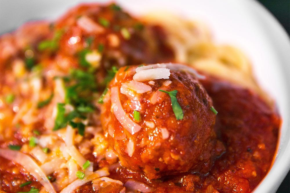Meatballs the Easy Way