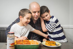 Surprise Dad with a Yummy Father's Day Dinner