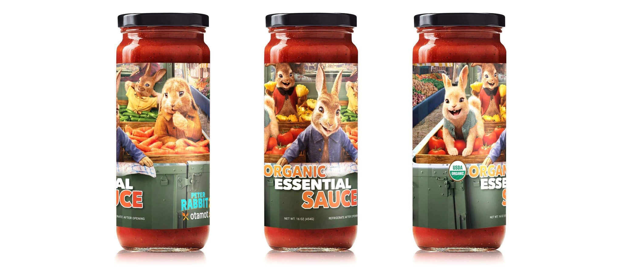 Limited Edition Peter Rabbit 2 Organic Essential Sauce - Single Jar