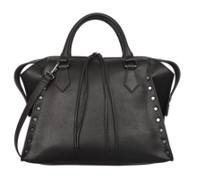 Load image into Gallery viewer, Studded Handle Bag