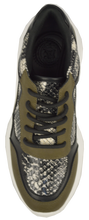 Load image into Gallery viewer, Athletic Sneaker/ Snake