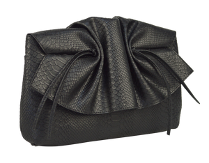 Iconic Buffalo Style Clutch