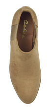 Load image into Gallery viewer, Suede Bootie - Beige