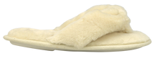 Load image into Gallery viewer, Fuzzy Slipper - White