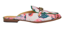 Load image into Gallery viewer, Floral Mule- Pink