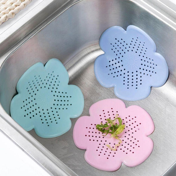Dusche Ablaufloch Badezimmer Hair Catcher Stopper Sink Drain Filter