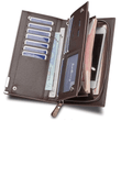 Baellerry Big Wallet New Fashion Leather Card Holder - Buy 1 Take 1 Free
