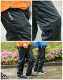 Outdoor Double Zipper Rain Pants