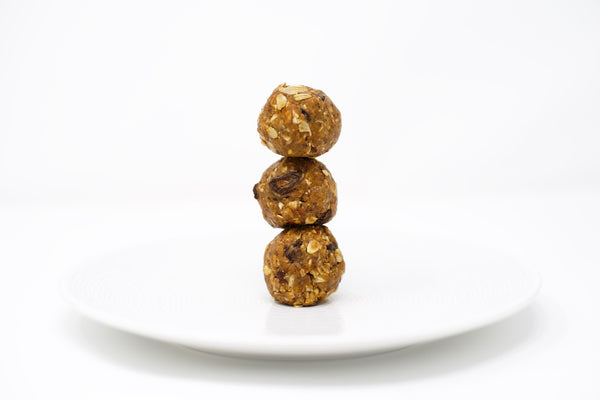 12-pack Oatmeal Raisin Protein Energy Bites