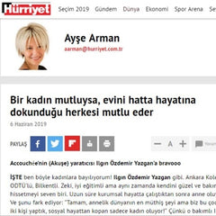 Accouchee Ayse Arman Interview