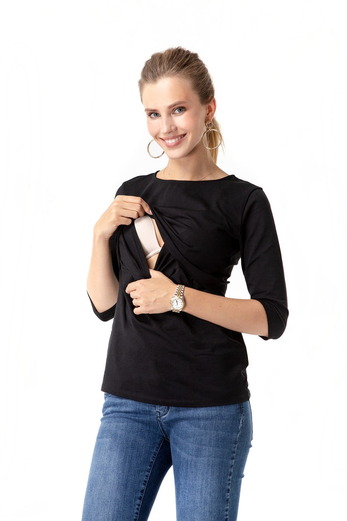 Easy Top for Pregnancy, Nursing & Beyond