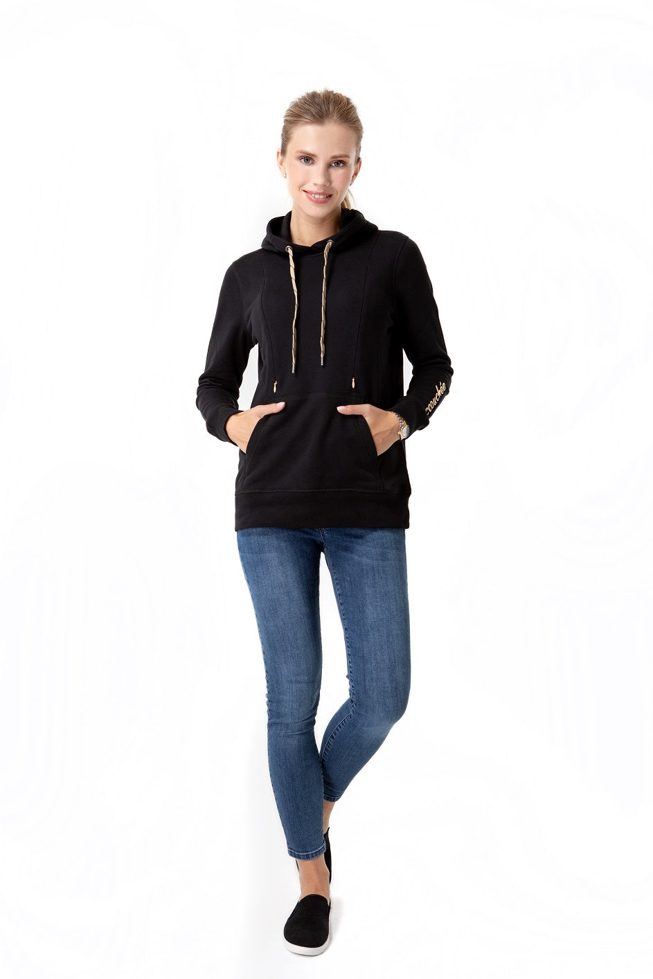 Iconic Sweatshirt for Pregnancy, Nursing & Beyond