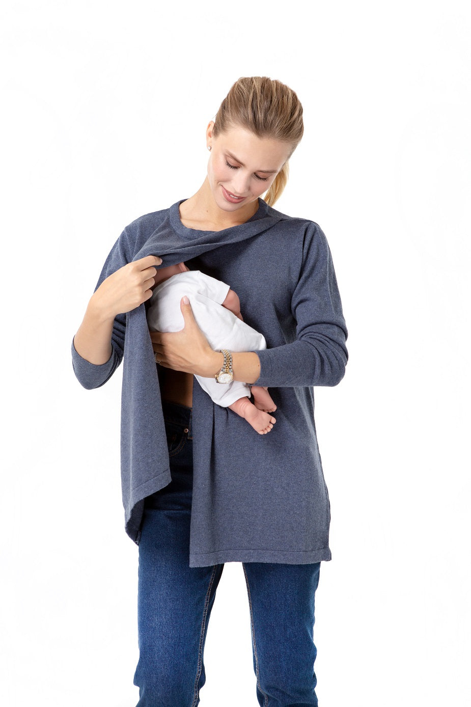 Casual Elegance for Pregnancy, Nursing & Beyond