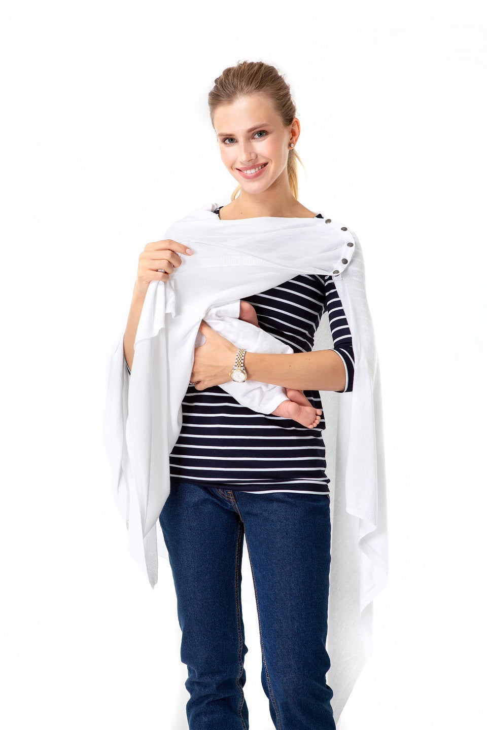 4 in 1 for Pregnancy, Nursing & Beyond Multipurpose Knitwear