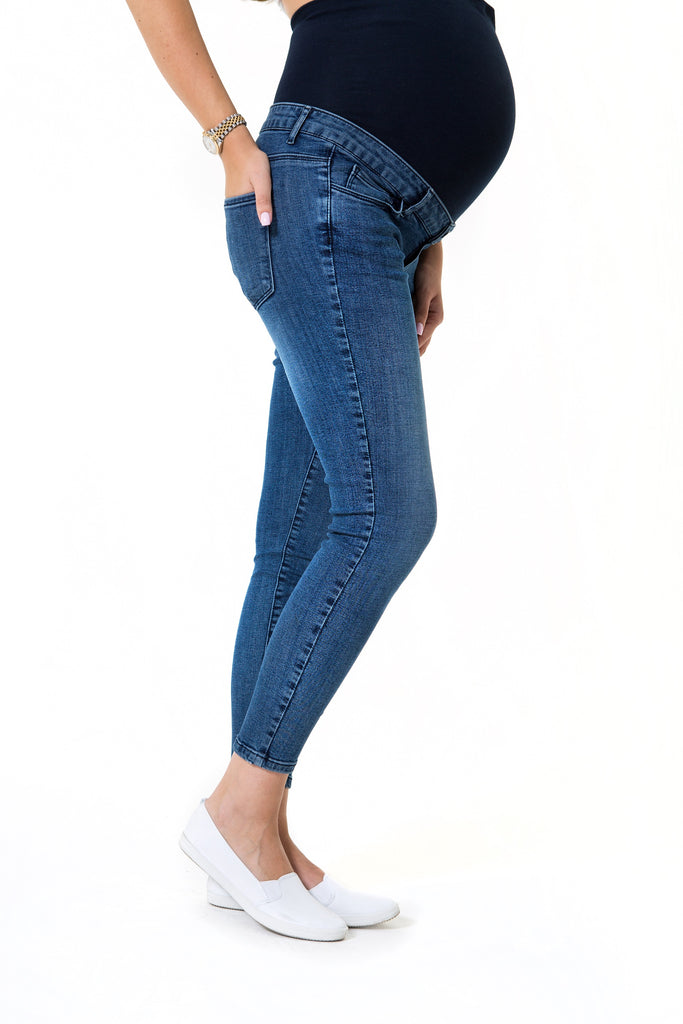 Skinny Jean Denim Blue