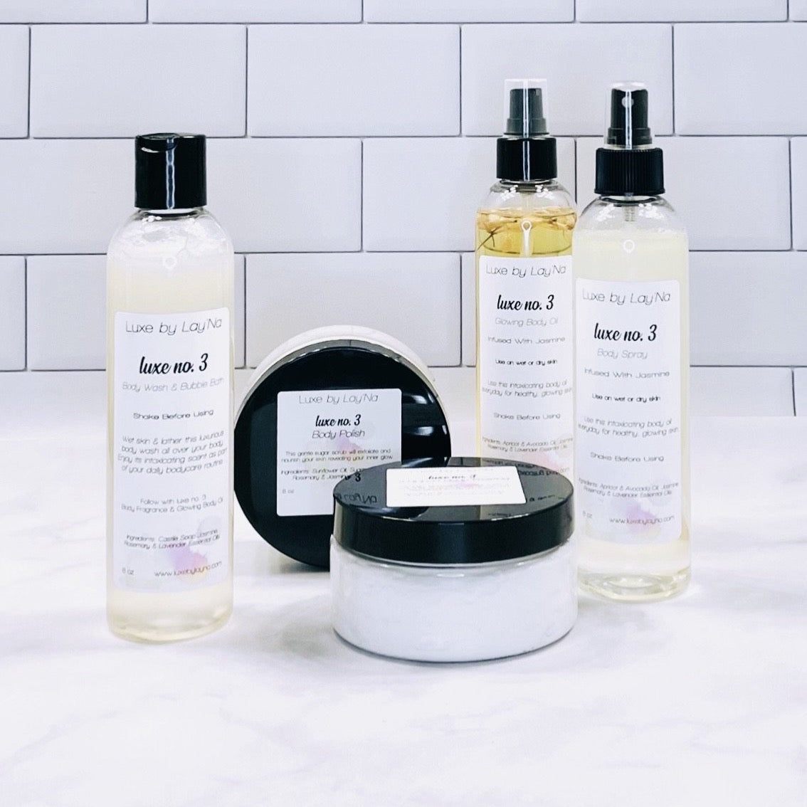 luxe no.3 Spa Collection