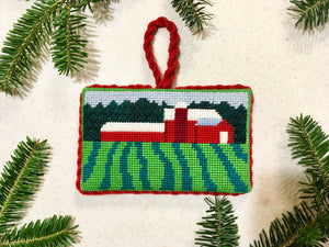 Vermont Pastoral Mini CANVAS or KIT