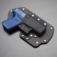 Hook and Loop Backed Gun Holster (Heavy Duty) for Glock 43