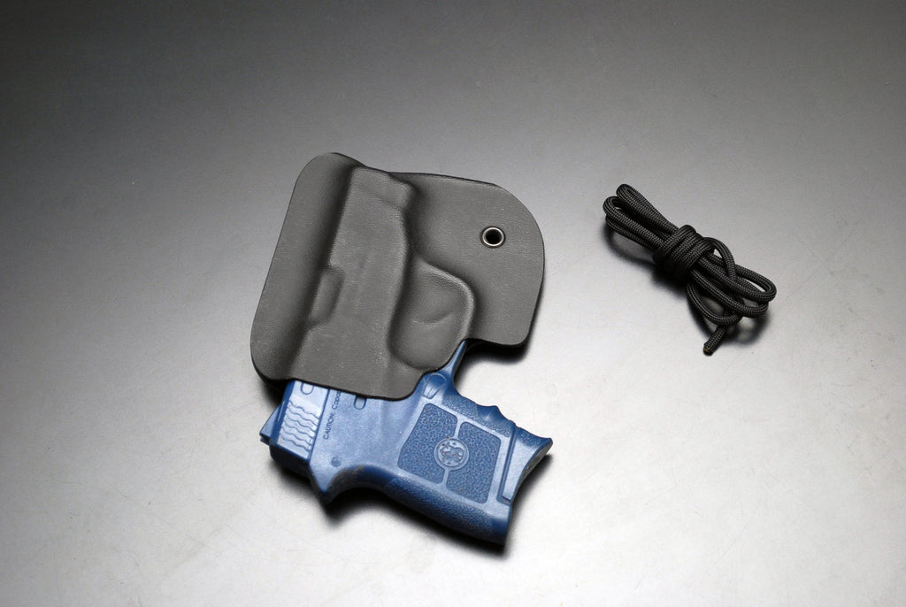 Ruger LCP with Crimson Trace Kydex Micro Pocket Holster w/ Paracord