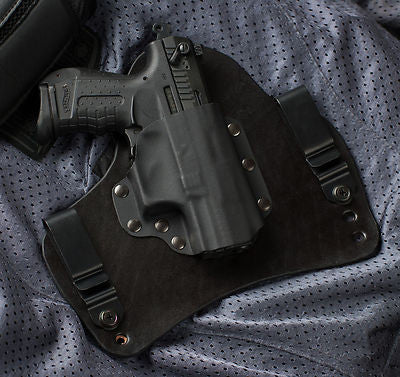 Walther P22 Black Leather