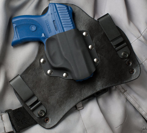 Ruger LC9 Black Leather