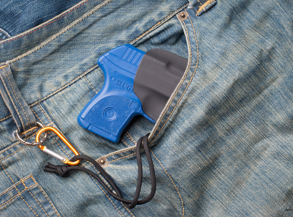 Ruger LCP Micro Pocket Holster   Tread Softly Concealment Holsters