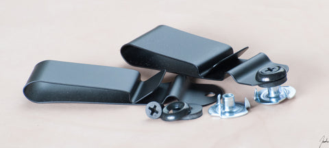 Complete Hardware Set - Powder Coated