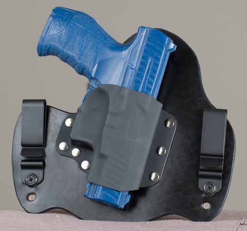 Walther PPQ Black Leather