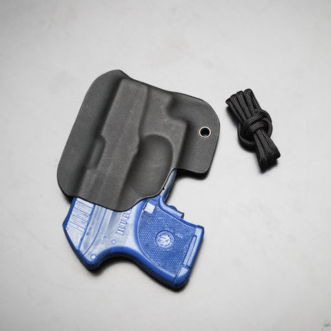 Ruger LCP with Crimson Trace Micro Pocket Holster