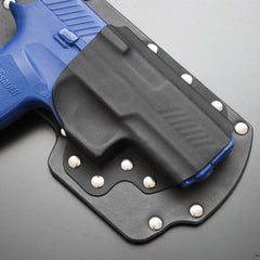 Hook and Loop Backed Gun Holster (Heavy Duty) Sig P320 Compact and Carry